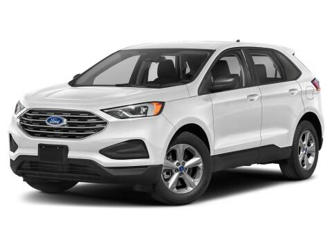 2021 Ford Edge for sale at West Motor Company - West Motor Ford in Preston ID