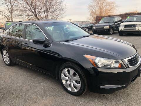 2008 Honda Accord for sale at TD MOTOR LEASING LLC in Staten Island NY