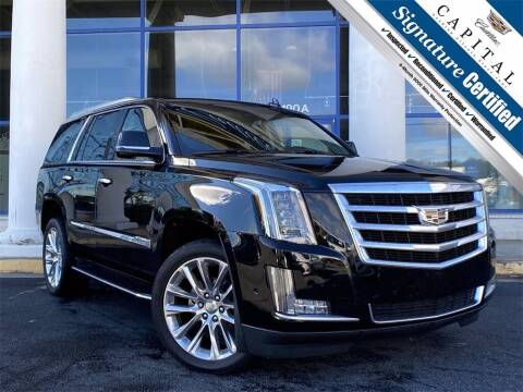 2018 Cadillac Escalade for sale at Southern Auto Solutions - Capital Cadillac in Marietta GA
