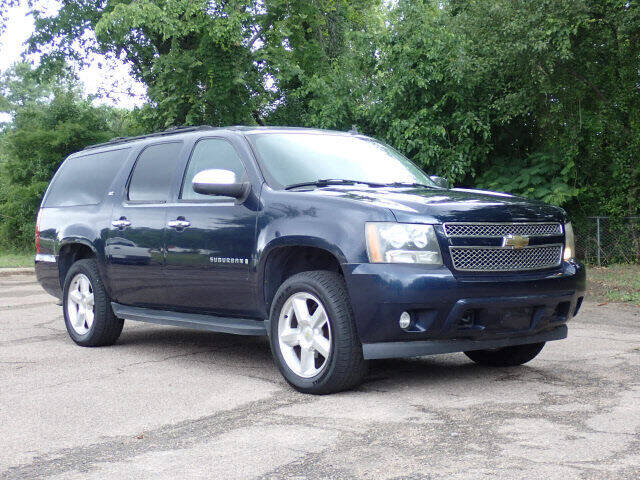 2007 Chevrolet Suburban for sale at The Auto Depot in Raleigh NC