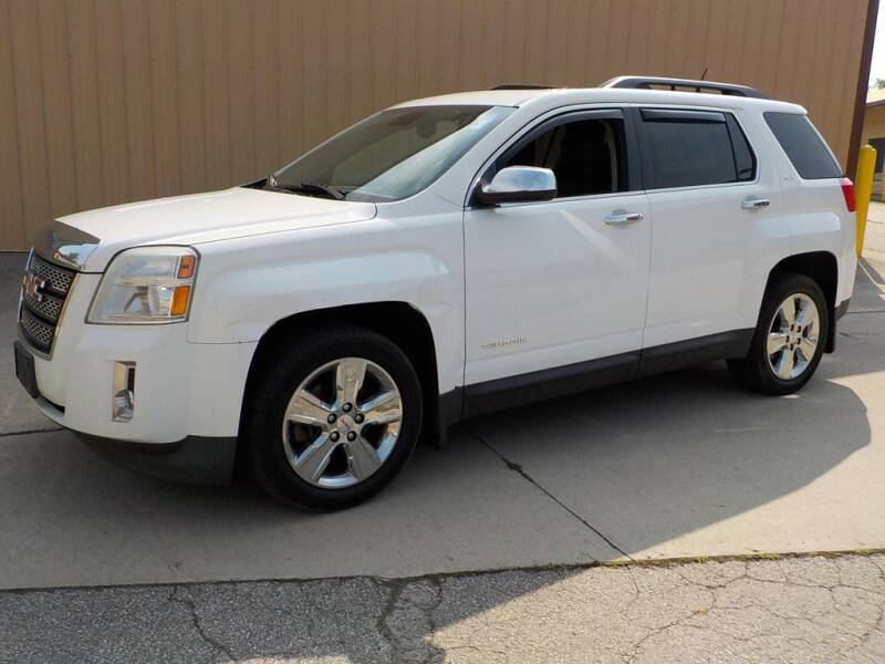 2014 GMC Terrain for sale at Automotive Locator- Auto Sales in Groveport OH