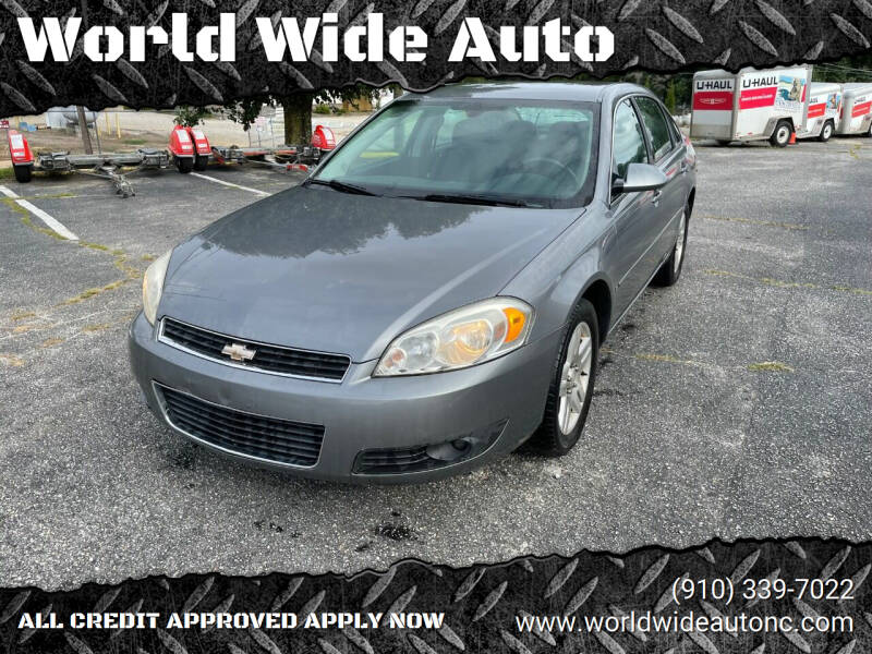 2006 Chevrolet Impala for sale at World Wide Auto in Fayetteville NC