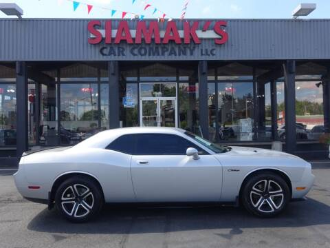 2010 Dodge Challenger for sale at Siamak's Car Company llc in Salem OR