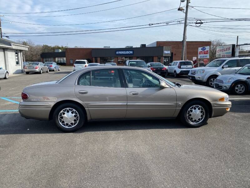 2000 Buick LeSabre for sale at QUALITY AUTO SALES OF NEW YORK in Medford NY