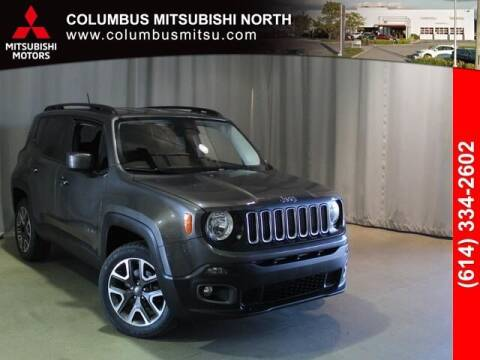 2017 Jeep Renegade for sale at Auto Center of Columbus - Columbus Mitsubishi North in Columbus OH
