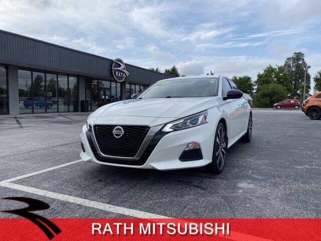 2019 Nissan Altima for sale in Springdale, AR