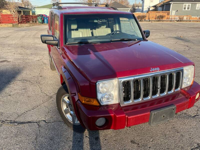 2006 Jeep Commander for sale at Some Auto Sales in Hammond IN