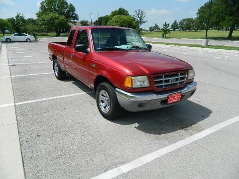 2003 Ford Ranger for sale at Craig's Classics in Fort Worth TX