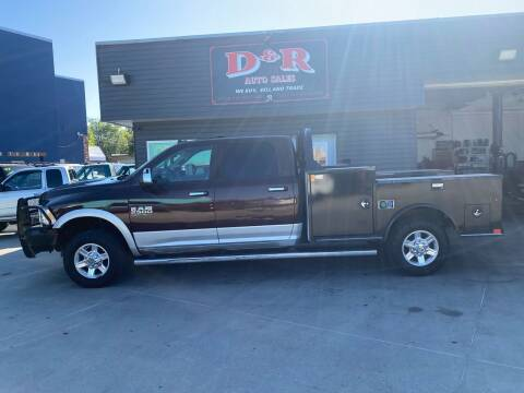 2013 RAM Ram Pickup 2500 for sale at D & R Auto Sales in South Sioux City NE