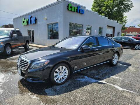 2014 Mercedes-Benz S-Class for sale at Car One in Essex MD