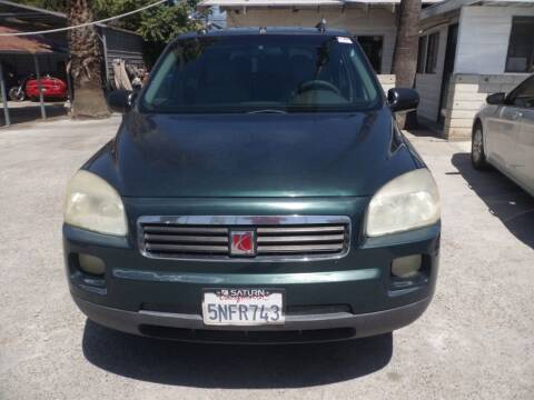 2005 Saturn Relay for sale at AJ'S Auto Sale Inc in San Bernardino CA