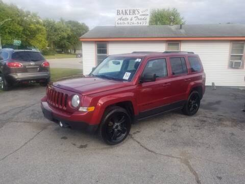 2015 Jeep Patriot for sale at Bakers Car Corral in Sedalia MO