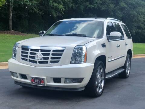 2012 Cadillac Escalade for sale at Top Notch Luxury Motors in Decatur GA