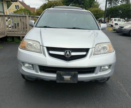 2004 Acura MDX for sale at Life Auto Sales in Tacoma WA