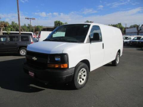 2010 Chevrolet Express Cargo for sale at Norco Truck Center in Norco CA