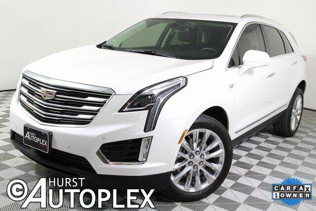 2019 Cadillac XT5 for sale in Hurst, TX
