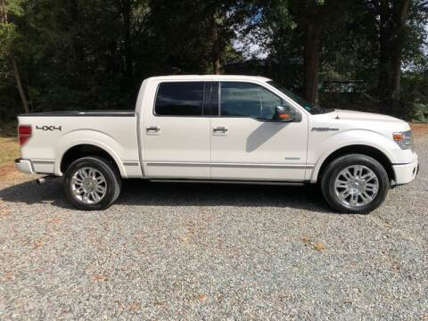 2013 Ford F-150 for sale at Venable & Son Auto Sales in Walnut Cove NC