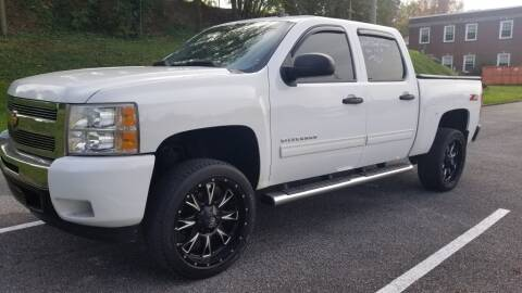 2011 Chevrolet Silverado 1500 for sale at Thompson Auto Sales Inc in Knoxville TN