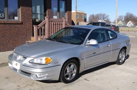 2001 Pontiac Grand Am for sale at CARS4LESS AUTO SALES in Lincoln NE