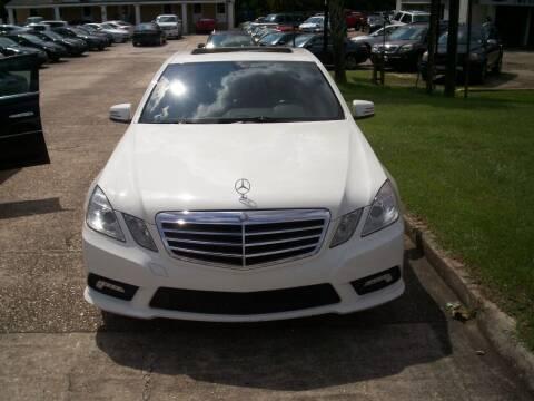 2011 Mercedes-Benz E-Class for sale at Louisiana Imports in Baton Rouge LA