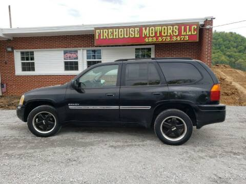 2006 GMC Envoy for sale at Firehouse Motors LLC in Bristol TN