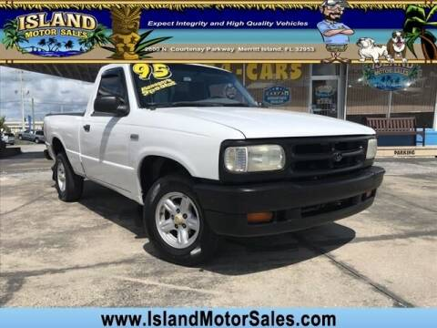 1995 Mazda B-Series Pickup for sale at Island Motor Sales Inc. in Merritt Island FL