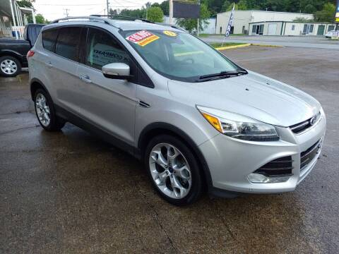 2013 Ford Escape for sale at KC Motor Company in Chattanooga TN