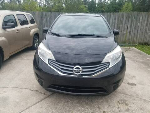 2014 Nissan Versa Note for sale at J & J Auto Brokers in Slidell LA