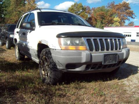 1999 Jeep Grand Cherokee for sale at Frank Coffey in Milford NH
