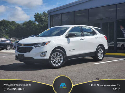 2019 Chevrolet Equinox for sale at Automaxx in Tampa FL