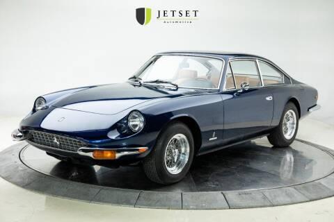 1970 Ferrari 365 GT for sale at Jetset Automotive in Cedar Rapids IA