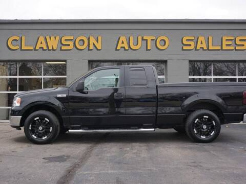2006 Ford F-150 for sale at Clawson Auto Sales in Clawson MI