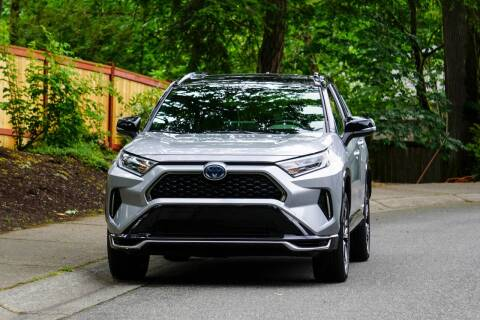 2021 Toyota RAV4 Prime for sale at Diamante Leasing in Brooklyn NY