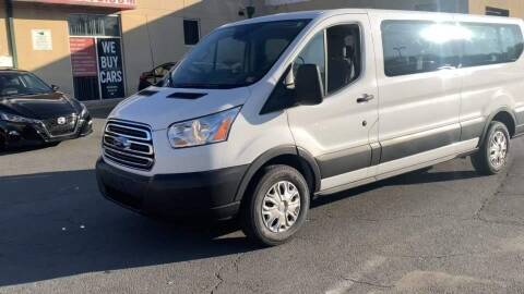 2019 Ford Transit Passenger for sale at Mr. Minivans Auto Sales - Priority Auto Mall in Lakewood NJ
