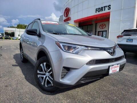 2017 Toyota RAV4 for sale at Auto Smart of Pekin in Pekin IL