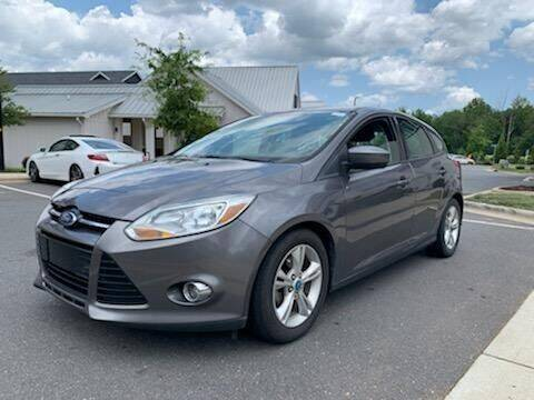 2012 Ford Focus for sale at Sparks Auto Sales Etc in Alexis NC
