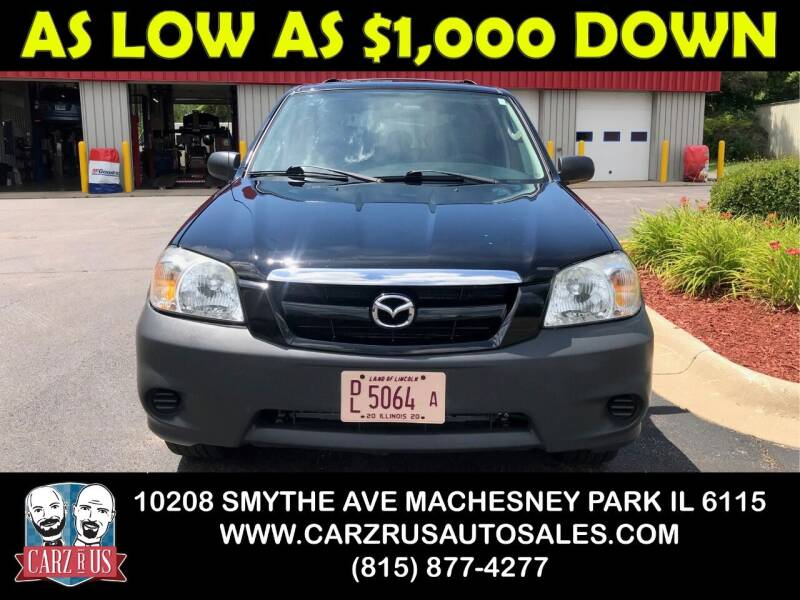 2006 Mazda Tribute for sale at Carz R Us in Machesney Park IL