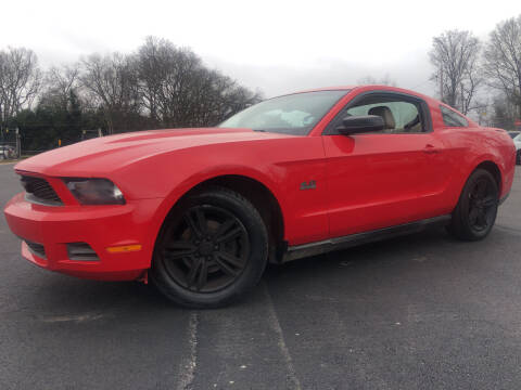 2010 Ford Mustang for sale at Beckham's Used Cars in Milledgeville GA