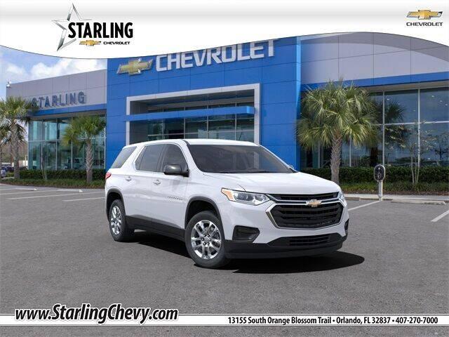 2021 Chevrolet Traverse for sale in Orlando, FL