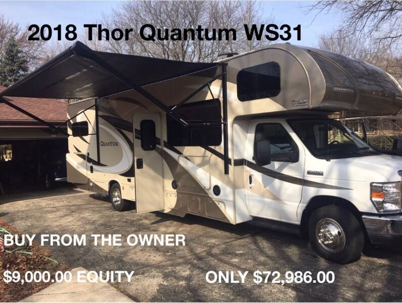 2018 Thor Industries Quantum for sale at RV Wheelator in North America AZ