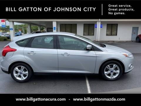 2013 Ford Focus for sale at Bill Gatton Used Cars - BILL GATTON ACURA MAZDA in Johnson City TN
