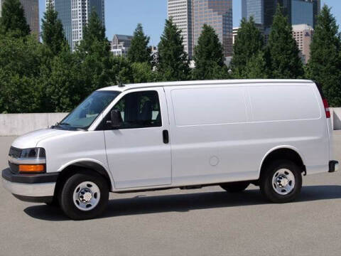 2014 Chevrolet Express Cargo for sale at Action Automotive Service LLC in Hudson NY