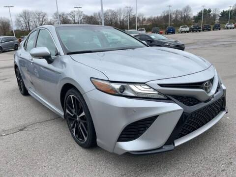 2018 Toyota Camry for sale at Mann Chrysler Dodge Jeep of Richmond in Richmond KY