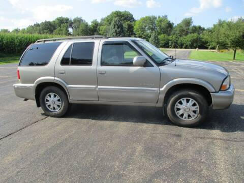 1999 GMC Envoy for sale at Crossroads Used Cars Inc. in Tremont IL