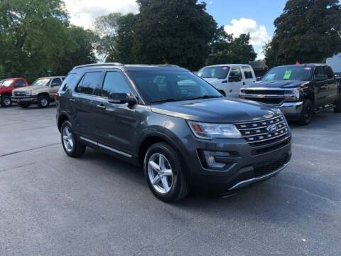 2017 Ford Explorer for sale at WILLIAMS AUTO SALES in Green Bay WI