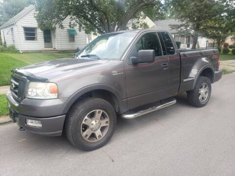 2004 Ford F-150 for sale at REM Motors in Columbus OH