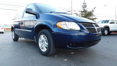 2006 Dodge Grand Caravan for sale at Action Automotive Service LLC in Hudson NY