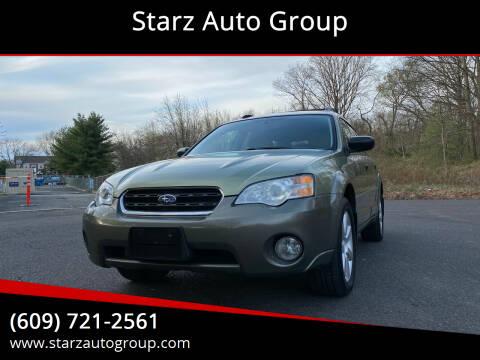 2007 Subaru Outback for sale at Starz Auto Group in Delran NJ