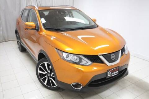 2017 Nissan Rogue Sport for sale at EMG AUTO SALES in Avenel NJ