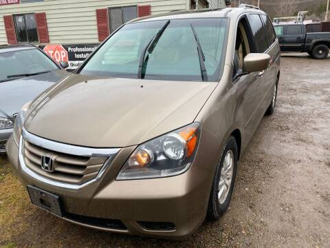 2008 Honda Odyssey for sale at Richard C Peck Auto Sales in Wellsville NY